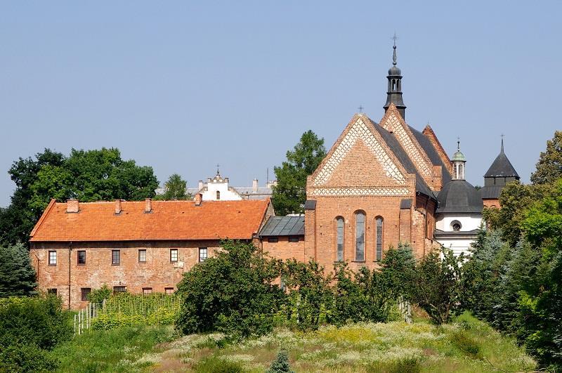 Kościół Św. Jakuba Sandomierz 1