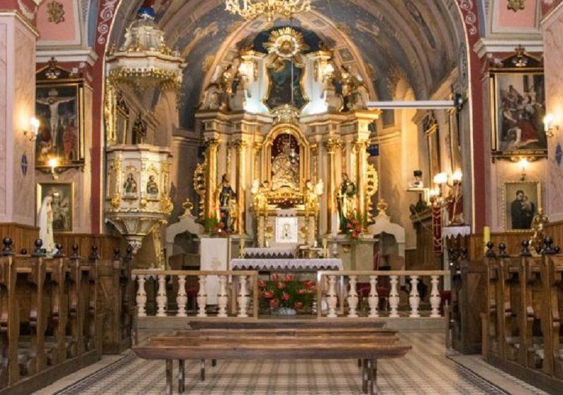 Sanktuarium Św. Jakuba Szczyrk 1