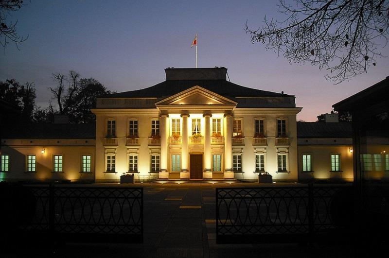 Belweder w Warszawie 2