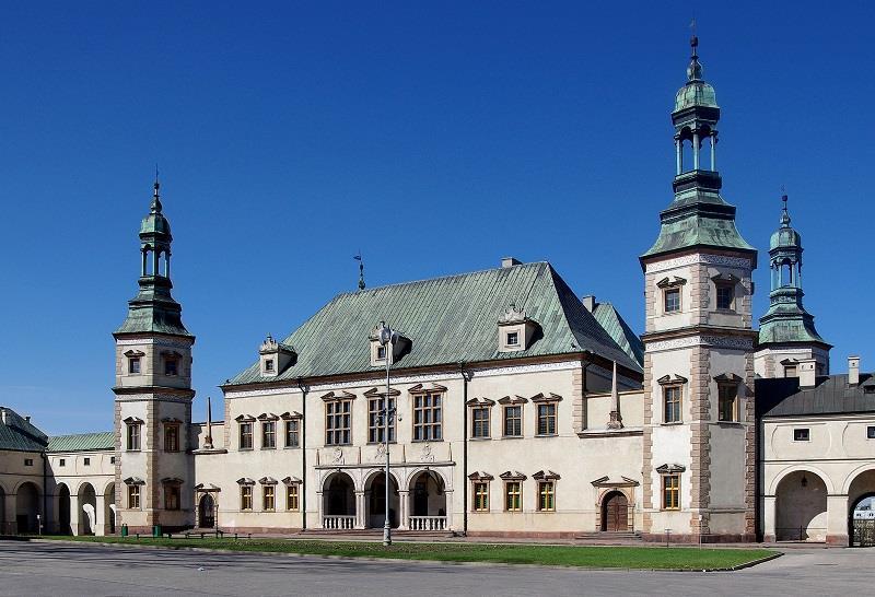 Pałac Biskupów Krakowskich 1