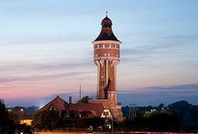 Wodociągi i Wieża Ciśnień