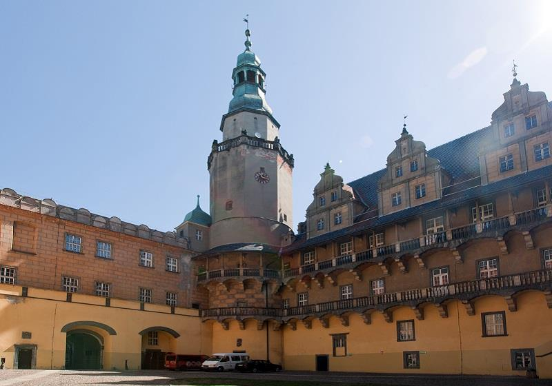 Zamek Książęcy w Oleśnicy 1