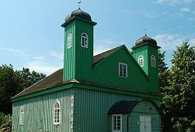 Tatarska Wieś w Kruszynianach