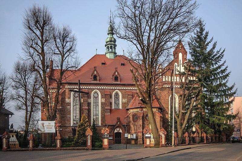Kościół w Sycowie 1