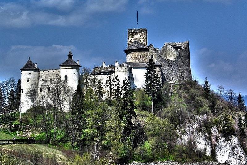 Zamek w Niedzicy 4