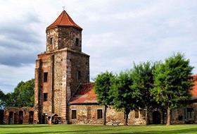 Zamek w Toszku