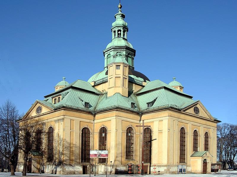Kościół Podwyższenia Krzyża 1