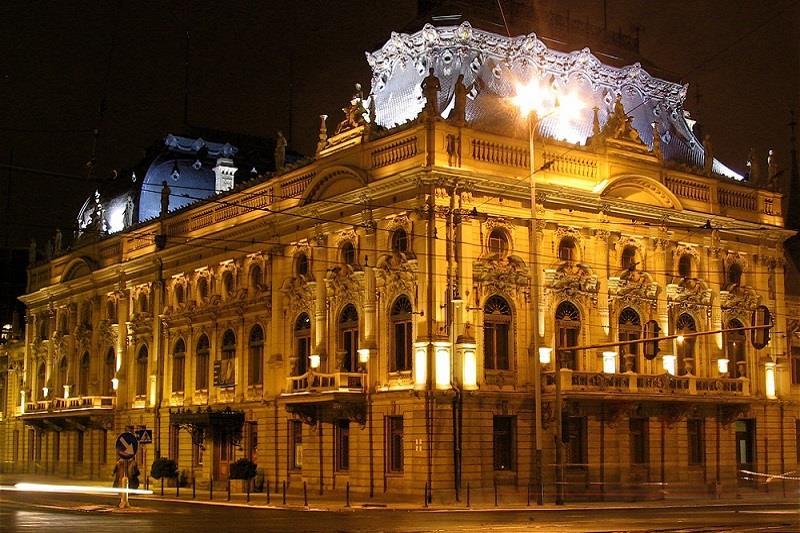 Pałac Izraela Poznańskiego  3