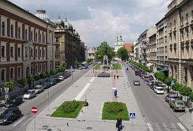 Plac Matejki w Krakowie